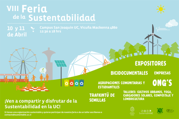 Sustainability Fair / Feria de la Sustentabilidad