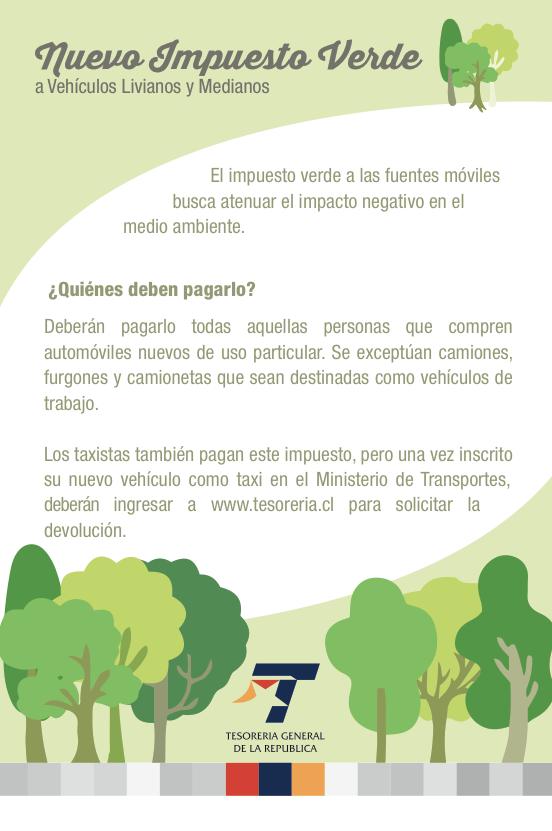 © Tesorería General de la República