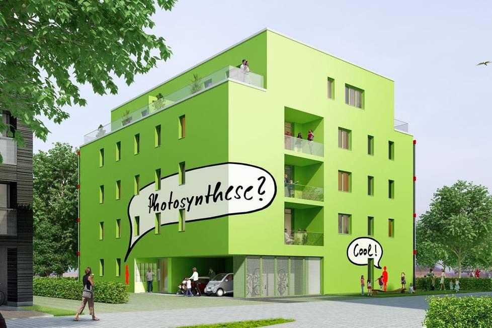iba hamburg casa de algas algae house das algenhaus basural. Black Bedroom Furniture Sets. Home Design Ideas