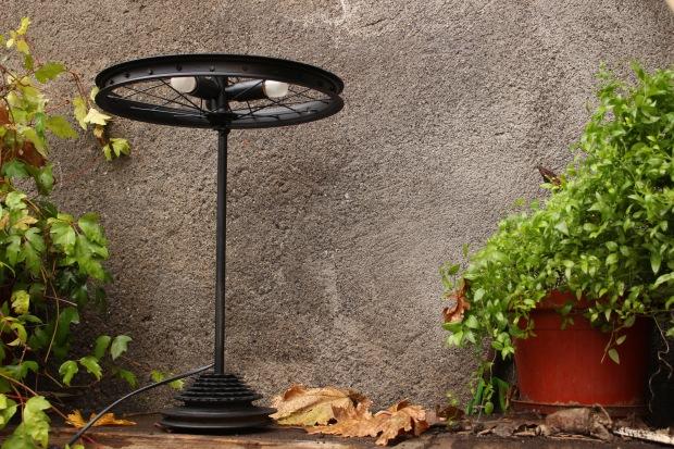 lampara mesa bicicleta